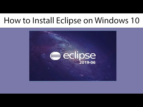 How To Install Eclipse On Windows 10