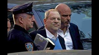 Harvey Weinstein Turns Himself In