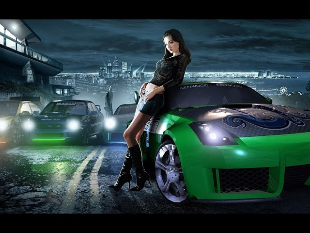 Need For Speed Underground 2: Matando A Saudade [pc] Gameplay