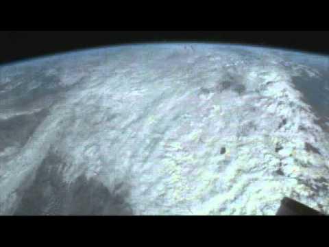 Skyfader Iss Nasa Censored Over North Pole 2011 10 26