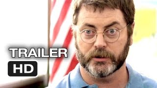 Repeat youtube video The Kings of Summer Official Trailer #1 (2013) - Nick Offerman, Alison Brie Movie HD