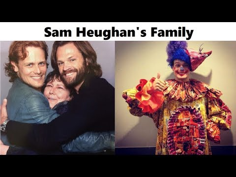 Sam Heughan's Family   Mother & Brother