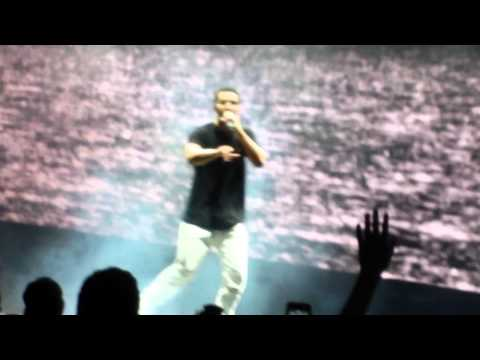 Drake Vs Lil Wayne (Indianapolis Aug 7th 2014)