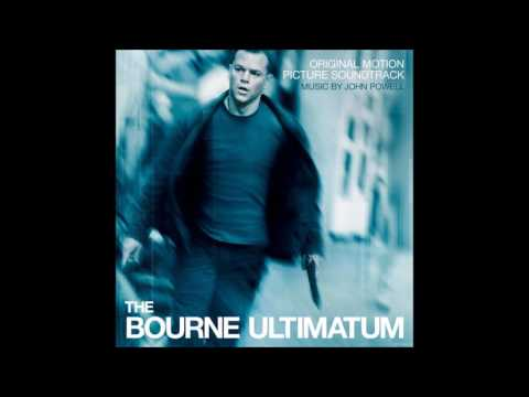 The Bourne Ultimatum: Expanded Score | 8. Tangier Bike Chase / Rooftop Pursuit