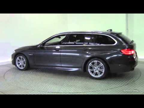 bmw 520d m sport touring review
