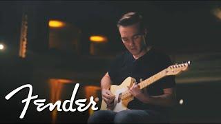 Dylan Mattheisen Introduces The American Performer Telecaster | American Performer Series | Fender