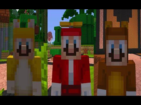 Minecraft Wii U - Super Mario Series - Who's Mario? [17]