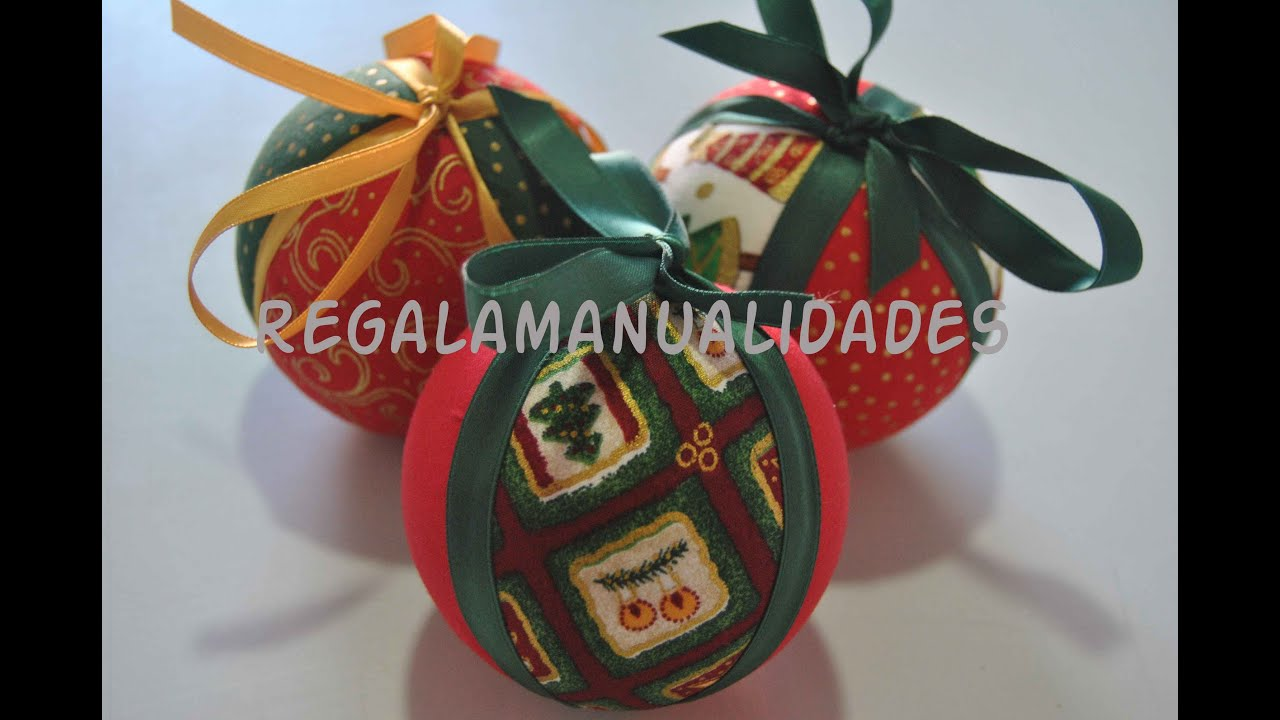 Decorar Bolas De Porexpan Como Hacer Bolas De Navidad How To Do Christmas Balls