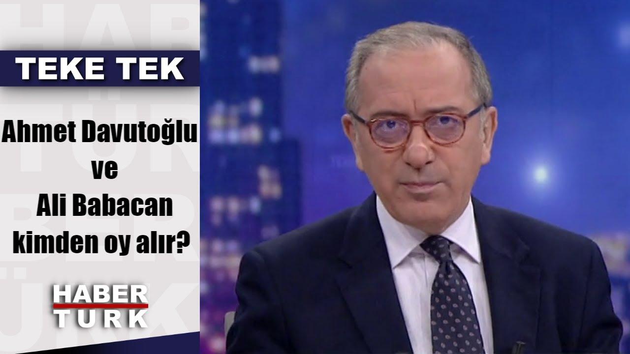 Teke Tek - 17 Aralık 2019 (Ahmet Davutoğlu ve Ali Babacan kimden oy alır?)