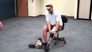 Repeat youtube video BK Amputee explains how Triton Harmony Foot helped solve his prosthetic issues!