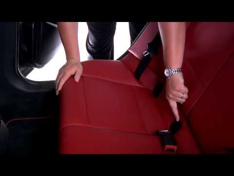 Child Restraint Latch System | BMW Genius How-To