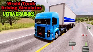 WORLD TRUCK DRIVING SIMULATOR(by Dynamic Games) - ULTRA GRAPHICS ANDROID GAMEPLAY