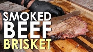 How to Smoke Brisket | The Art of Manliness