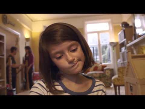 Видео-блог маленькой девочки