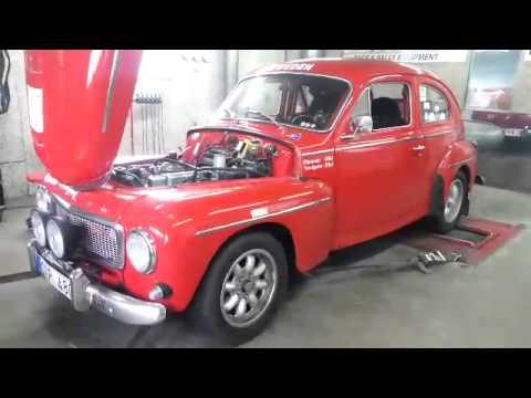 Onwijs Volvo PV544 ex-RAC rallycar on dyno - YouTube HD-02
