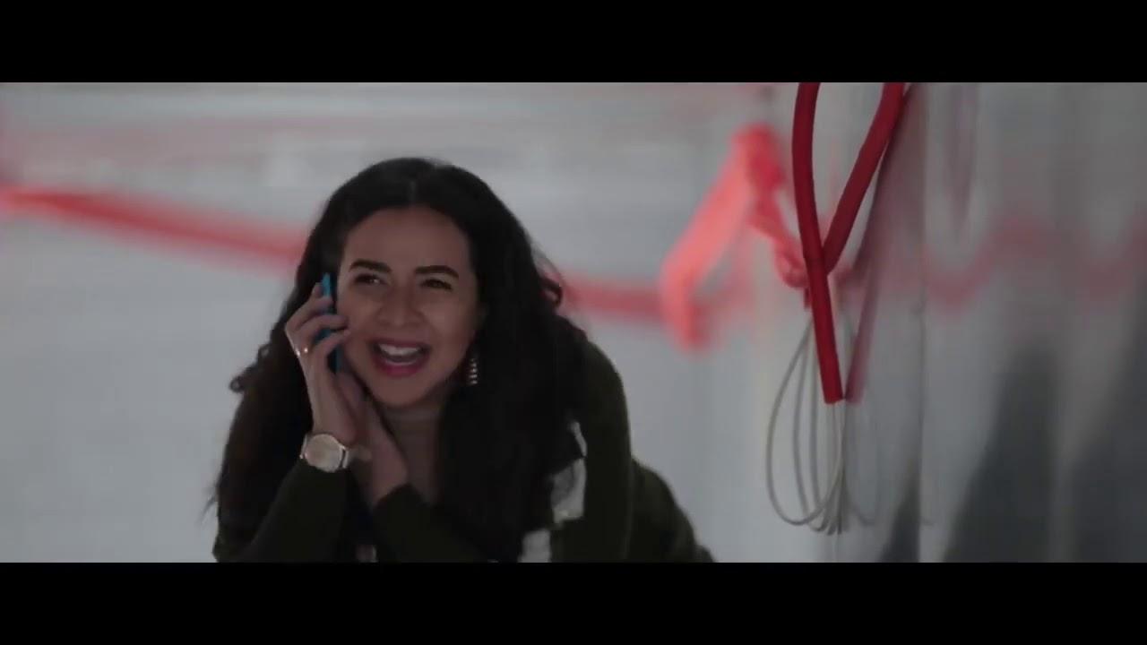 اضحك مع خفة دم ايمي سمير غانم لما هتتعلق في السقف وهتقع منه🤭🤭من مسلسل نيللي و شريهان