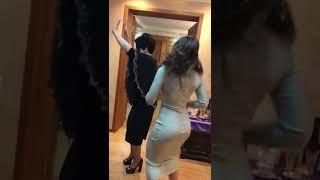 Мама и невеста 👰🏼 весёлые танцы девочек 👏🏼👏🏼👏🏼