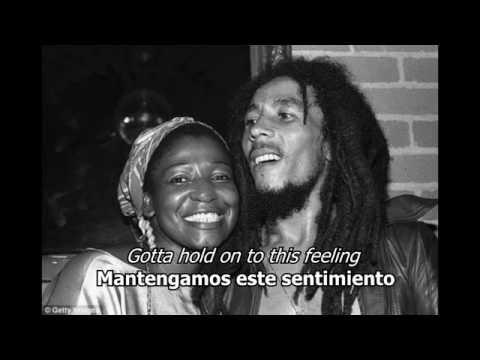 Hold on this feeling - Bob Marley (LYRICS/LETRA) (Reggae)
