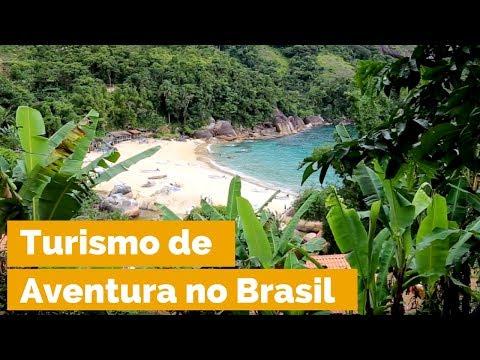 Turismo de Aventura no Rio de Janeiro, Minas Gerais e Espírito Santo
