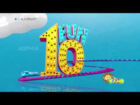 Adithya TV Special Birthday Song  Fun 10