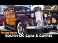 Packard Woody Wagon | South OC Cars & Coffee | CarNichiWa.com