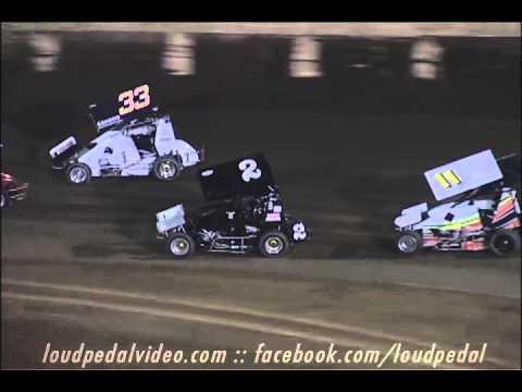 ventura raceway 4 11 15 california lightning sprints youtube