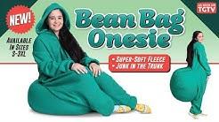 Bean Bag Onesie