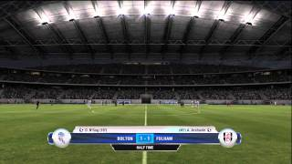 FIFA 12 -  Fulham FC - Manager Mode Commentary - Episode 15 -