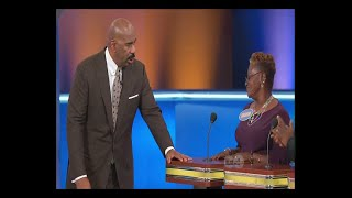 Steve Harvey Kills On Family Feud #5 - (The Directors Cut)