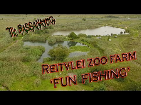 Bass Fishing @ Reitflei Zoo - Fun Fishing