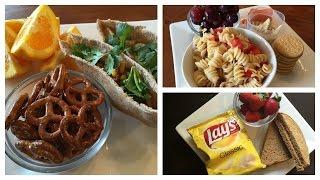 3 Easy & Affordable Vegan School Lunches | Kid-Friendly ~ Brown Vegan