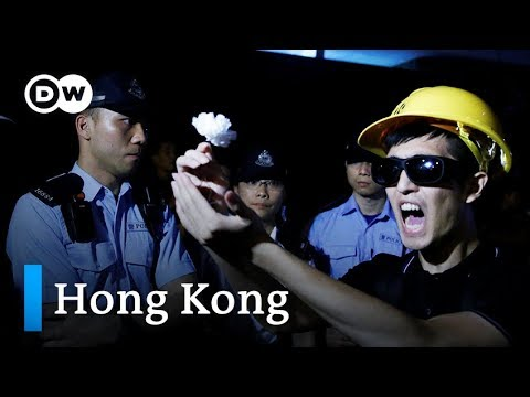 Hong Kong protest: How will Beijing respond? | DW News