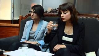 SARAH PREFERE LA COURSE - Interview de Chloé Robichaud et Sophe Desmarais - Radio AEC