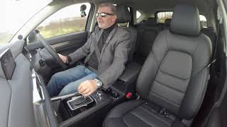 Review and Virtual Video Test Drive In A Mazda CX 5 184PS AWD VX68 HHD