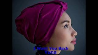 Yuna - I Want You Back