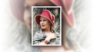 Модели вязания.Дамская вязаная шляпа улитка/ Ladies' knitted hat snail