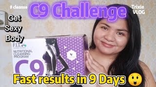 My C9 Challenge Story: Fast results in 9 Days loss 5lbs or more