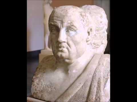 Moral Letters by SENECA - Audiobook