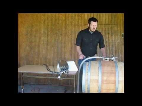 Devitt Winery Barrel Topping/Filling System