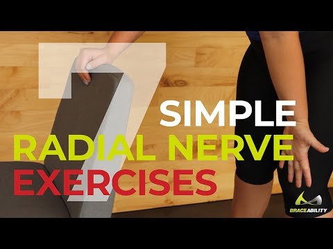 7 Exercises For Radial Nerve Palsy: The At-Home Guide For Hand Tingling & Numbness Treatment