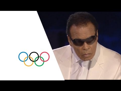Thumbnail: Muhammad Ali Makes A Special Appearance At The Opening Ceremony - London 2012 Olympics