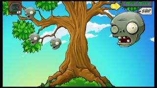 Plants vs Zombies - 1000ft tall Tree of Wisdom