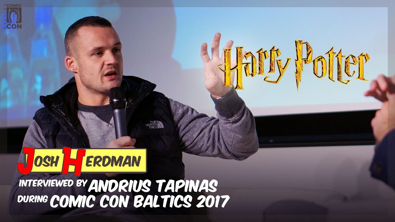 Interview With Josh Herdman Gregory Goyle Harry Potter Best Of Comic Con Baltics 2017 Youtube Contact harry potter on messenger. interview with josh herdman gregory goyle harry potter best of comic con baltics 2017