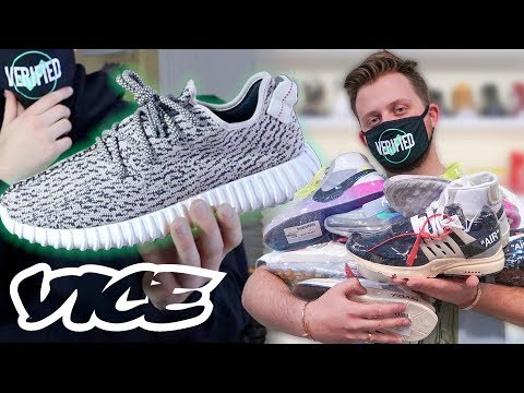 Yeezy Busta - The Man Who's Exposes Celebrities for Their Fake Yeezy Sneakers