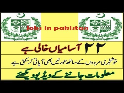 ministry of industries production job|| jobs for men and women ||job News Alert
