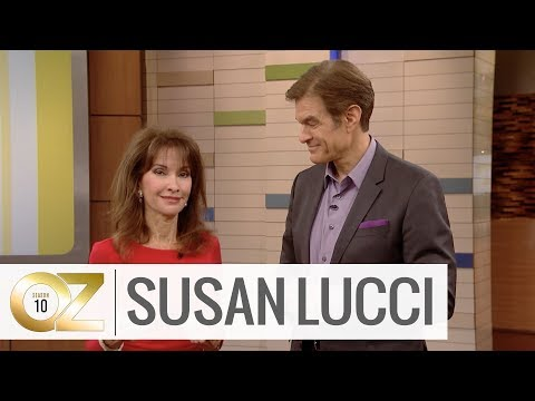 Susan Lucci's Heart Warning For Women: Listen To Your Bodies