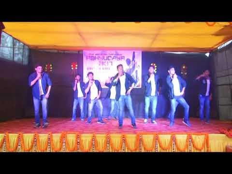 SAMBALPURI DANCE -Lusku Lusa Wali Re !!!