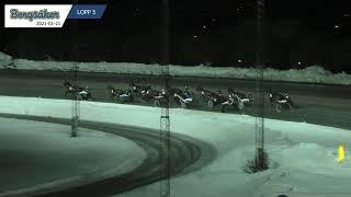 Vidéo de la course PMU PRIX BERGSAKERS B-TRANARSERIE - K150