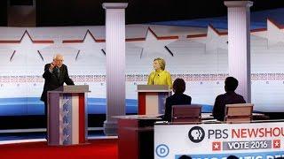 PBS NewsHour Democratic Debate: The Best Line Was...