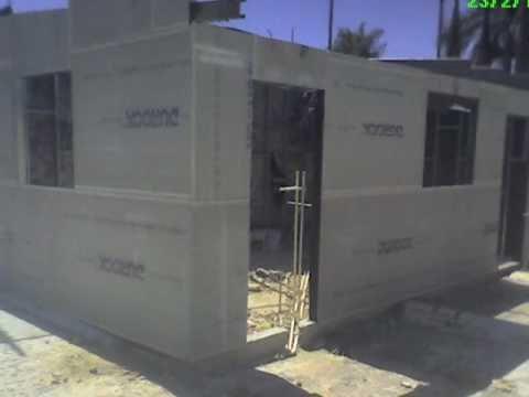 Cuarto durock en azotea youtube - Cuanto cuesta el material para construir una casa ...